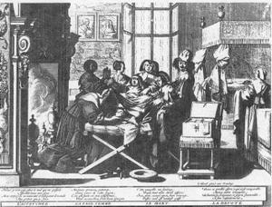 Hier kommen Sie zur Vergrößerung des Kupferstiches von Abraham de Bosse