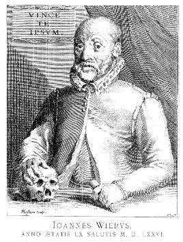 Johann Weyer - Der erste Bekämpfer des Hexenwahns