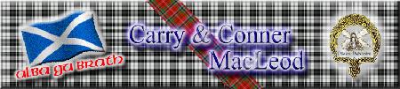 Hier kommen Sie zur Seite des Chief Conner MacLeod der Pfälzer-Highlander